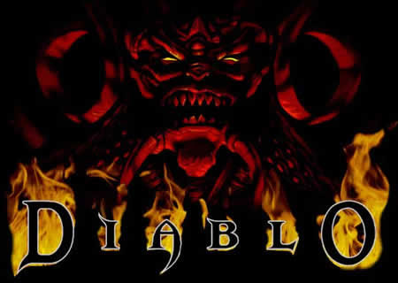 Diablo Splash Screen