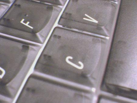 Photo: Keyboard close-up