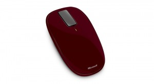 The Microsoft Explorer Touch Mouse