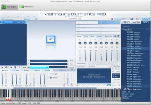 VI Pro 2 in standalone mode