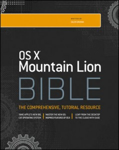 Mountain Lion Bible, cover