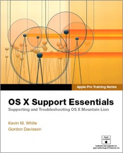 OS X Support Essentials, Cover