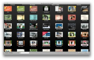 PulpMotion themes screenshot