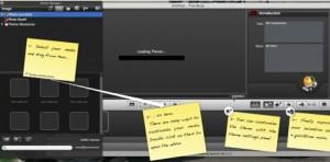 PulpMotion editor screenshot