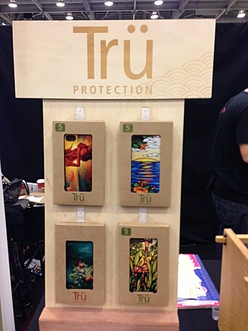Tru Protection Cases - Cases made by artists and proceeds going to charity. Beautiful. http://www.truprotection.com