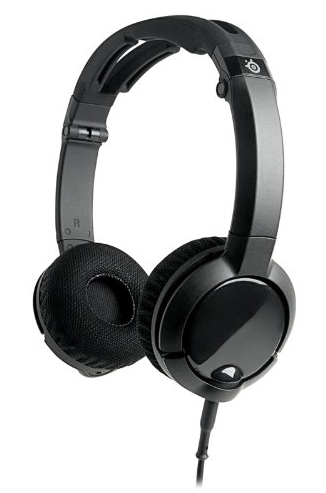 Flux headset black