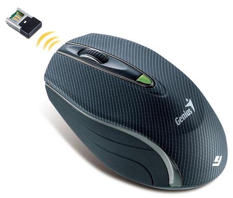 Negri Genius laser mouse