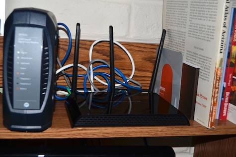 router front