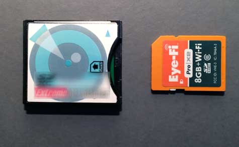 CF Card Adaptor