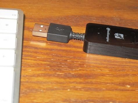 Audioengine USB plug