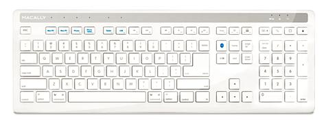 Macally BT keyboard