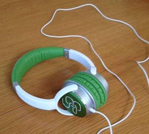 Negri Share headphones