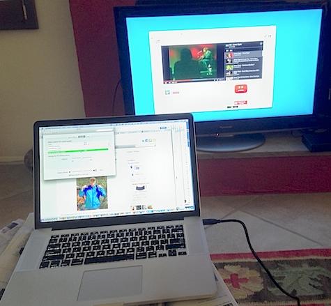 NewerTech Mac TV