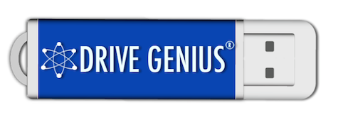 Drive Genius flash drive