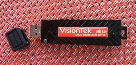 SSD120 VisionTek