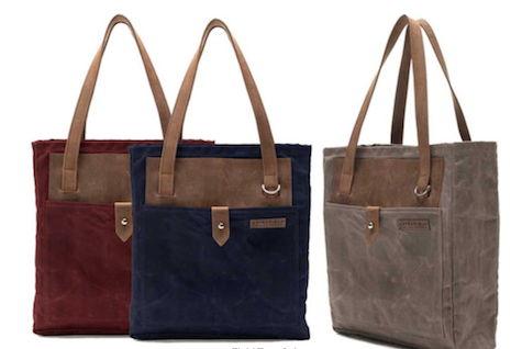 three field totes