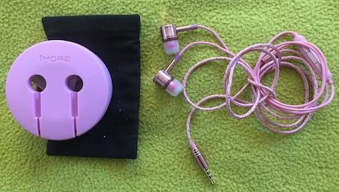 Pink 1More Negri