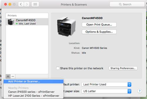 add-printer-mac