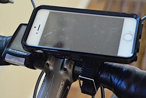 phone horizontal