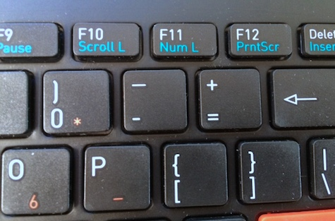 penclic-keys