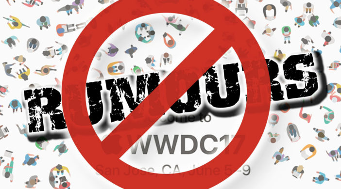 No WWDC Rumours Graphic