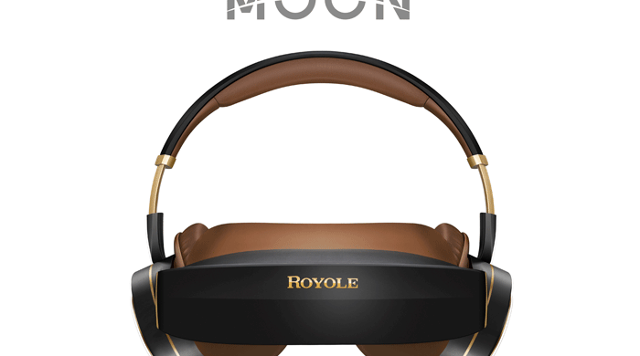 Virtual Mobile Theatre: Logo image of headset